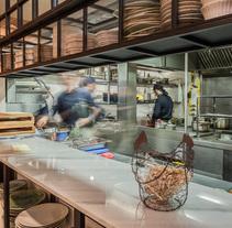 Restaurante Rooster, Madrid. Un proyecto de Fotografía y Arquitectura interior de Pedro  Cobo López         - 08.09.2014