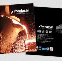 Fondesal. Un proyecto de Diseño, Fotografía, Diseño editorial y Diseño de la información de José Ramón Viza         - 09.03.2015