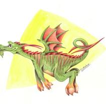 Ilustración Infantil. Um projeto de Ilustração de David Fortino         - 10.03.2015