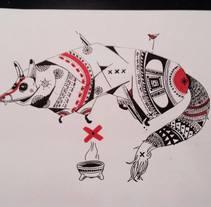 fiebre y pesadillas . A Fine Art project by izcoart         - 10.03.2015