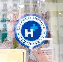 Hygiene Plus. Un proyecto de Publicidad, Br, ing e Identidad, Diseño gráfico y Diseño Web de CELINA SABATINI Diseño & Comunicación Estratégica - 12-03-2015