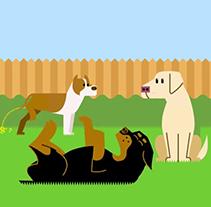 Bioturf. Um projeto de Motion Graphics, Animação e Design de personagens de Adolfo Ruiz MendeS         - 15.03.2015