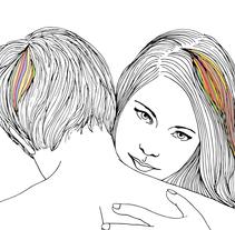 Colores. A Illustration project by María Bravo Guisado         - 23.03.2015