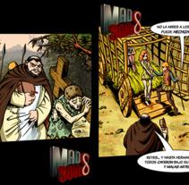 Mad Souls (DCE Vision). Un proyecto de Comic, Diseño de juegos, Diseño de personajes e Ilustración de Pablo Alcalde  - Martes, 07 de abril de 2015 00:00:00 +0200