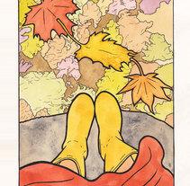 Página para TENMAG Noviembre 2013. Un proyecto de Ilustración de Ajo Galván - Martes, 07 de abril de 2015 00:00:00 +0200