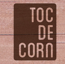 Toc de Corn. A Graphic Design project by Manu Soler         - 17.06.2014