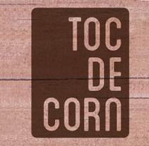 Toc de Corn. Un proyecto de Diseño gráfico de Manu Soler         - 17.06.2014