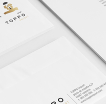 TOPPO Import. A Br, ing&Identit project by Armando Silvestre Ayala - Apr 11 2015 12:00 AM