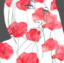 ¿Será por el rojo pasión?. A Illustration project by María Bravo Guisado         - 11.04.2015