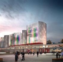 Museo Nacional Arte contemporáneo Moscú. Un proyecto de Arquitectura de Fran Mateos Cano         - 15.11.2013