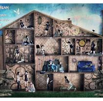 Dream Dolls House. Un proyecto de Fotografía de Iris Laguna         - 12.04.2015