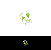 Led's Go Green - Finalista Concurso. A Br, ing&Identit project by Sara Osuna Rius - 13-04-2015