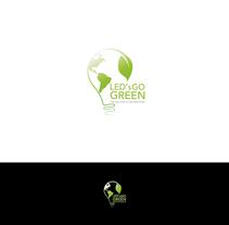 Led's Go Green - Finalista Concurso. Un proyecto de Br e ing e Identidad de Sara Osuna Rius - 13-04-2015