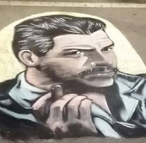 Che Guevara . A Fine Art project by Andrés López         - 09.02.2015