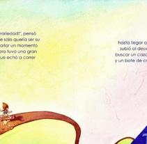 Álbum ilustrado : Víctor y la rana.. Un proyecto de Ilustración de Asunción Jiménez Paz         - 16.04.2015