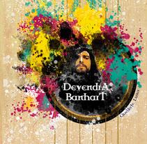 Mi Proyecto del curso Ilustración para music lovers de MaríaNr: Devendra Banhart.. A Illustration project by María Nr         - 17.04.2015