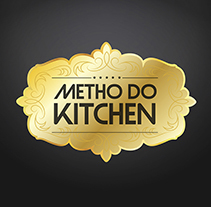 Branding: Metho Do Kitchen. Um projeto de Publicidade, Direção de arte, Br, ing e Identidade e Design gráfico de Núria Benlloch         - 20.04.2015