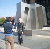 Esculturas en Madrid. A Fine Art, and Sculpture project by  Cruz Novillo & Pepe Cruz          - 26.04.2015