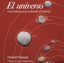 El Universo | Cubierta de Libro. Um projeto de Design, Direção de arte, Design editorial e Design gráfico de Jose Llopis         - 27.04.2012