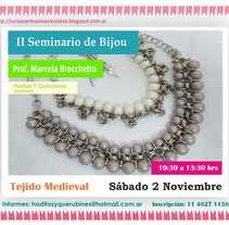 Afiches publicidad Talleres Artesanías Recoleta (Soha S.L.) Argentina . Un proyecto de Artesanía de Erica Tourís Fresco - 30-09-2013