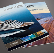 Atlas de cruceros. A Design, Design Management, Editorial Design, Graphic Design&Information Design project by Àngela Curto - 09-11-2011