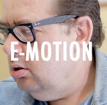 E-MOTIONS PROJECT. Un proyecto de Fotografía, Cine, vídeo, televisión, Educación, Eventos, Cine, Vídeo y Televisión de Domingo Fernández Camacho - 04-05-2015