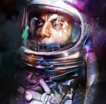 Astroman. Un proyecto de Ilustración de Jose Barrero - 03-05-2015