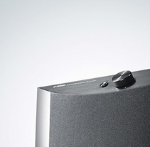 SUBWOOFER NS-SW 1000 Yamaha. A Music, Audio, Industrial Design, and Product Design project by Jose Alberto  González         - 06.05.2015