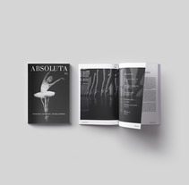 ABSOLUTA. A Editorial Design project by c z         - 12.05.2015