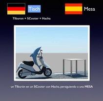 Ilustraciones 3D. A 3D project by Gerald Degrelle Garcia         - 12.05.2015