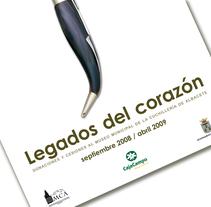 Legados del corazón. A Design, Art Direction, Br, ing&Identit project by Vanesa Mora         - 17.05.2009
