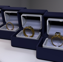 Anillos. A Design, and 3D project by Luca Sorrusca - 24-05-2015