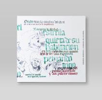 ENRIQUE MORENTE - LÁMPARA DE ALCOHOL. Um projeto de Design, Ilustração, Direção de arte, Design gráfico, Packaging, Tipografia e Caligrafia de kiuu         - 26.05.2015