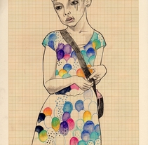 Streetstyle Japan. A Illustration, and Fashion project by Yelena Sayko - 31-07-2013