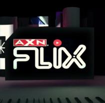 AXN FLIX - Especial Nominadas al Oscar 1. Un proyecto de Cine, vídeo, televisión, Cop y writing de César Augusto Perozo Rodríguez         - 03.06.2015