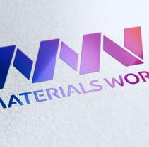 MW Materials World. Un proyecto de Br, ing e Identidad, Consultoría creativa, Desarrollo de software, Desarrollo Web y Dirección de arte de Alex Mercadé  - 11.12.2015
