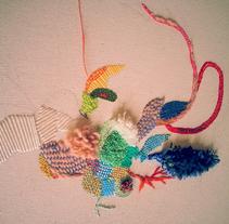 Machas de color de mar. A Fine Art project by Eriko Fukuda - 14-06-2015
