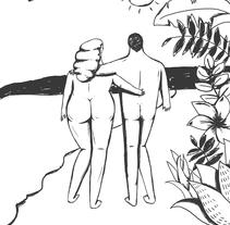 BENALNATURA. Un proyecto de Diseño e Ilustración de Eva zurita gallego         - 14.06.2015