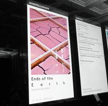 Haus der Kunst - Motion identity. Un proyecto de Motion Graphics, UI / UX, Br e ing e Identidad de Edgar  Ferrer - 16-06-2012