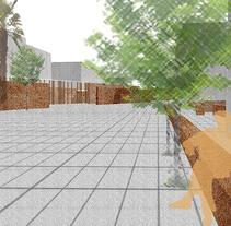 PR4 (UPV) Complejo cultural UPV. Um projeto de Arquitetura de clara careaga galbete         - 18.09.2013