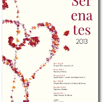 Serenates 2013. A Advertising, and Graphic Design project by Juliana Muir         - 21.06.2013