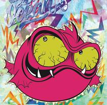 Dead Ocean. Un proyecto de Diseño e Ilustración de Carlos Taboada - Viernes, 26 de junio de 2015 00:00:00 +0200