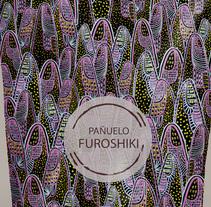 Proyecto Envoltorio y Pañuelo Furoshiki. Un proyecto de Diseño, Diseño de complementos, Diseño de producto y Diseño gráfico de Bevero  - Domingo, 28 de junio de 2015 00:00:00 +0200