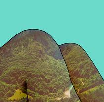 Cuando la seducción de tus rodillas consigue mover montañas. Un proyecto de Ilustración y Collage de María Bravo Guisado         - 29.06.2015