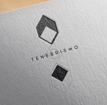 """""""Tenebrismo"""" Caravaggio. A Graphic Design project by Patricia Caulin Bou         - 06.09.2014"""