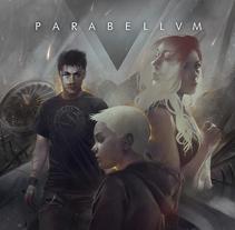 Parabellum #1. Un proyecto de Ilustración y Diseño editorial de Jose Barrero - 05-07-2015