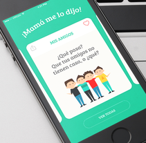 ¡Mamá me lo dijo!. A Illustration, UI / UX&Interactive Design project by Xavier  Nadal         - 07.07.2015