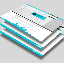 Templates para clientes orientadas a ubicación. A Design, and Web Design project by Alfredo Moya - 07-07-2015