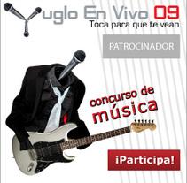 EN VIVO 09 - concurso de música. Un proyecto de Diseño de Adelaida Castro Navarrete - Domingo, 22 de noviembre de 2009 00:00:00 +0100