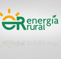 Energía Rural. Um projeto de Design, Br e ing e Identidade de Ms. Barrons         - 14.07.2015
